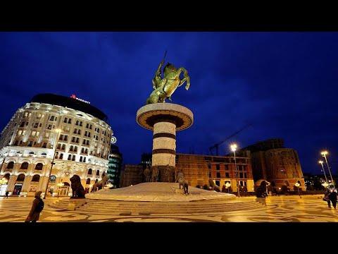 ΠΓΔΜ: Το πρώτο βήμα για τη συνταγματική μεταρρύθμιση