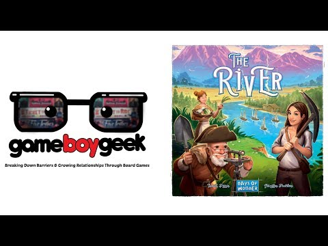 The River Review with the Game Boy Geek