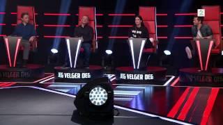 Gambar cover Knut Marius Sings 'Runaway Baby' by Bruno Mars in The Voice, Norway, Season 2 Episode 2