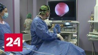 Первую операцию по пересадке печени провели врачи Боткинской больницы - Россия 24