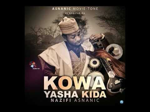 Nazifi Asnanic ft Fantimoty - Dausayi Nadosa (Official Hausa Audio)