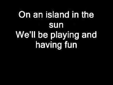 Island In The Sun- Weezer Lyrics