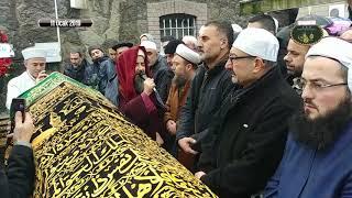 Cübbeli Ahmet Hoca, Mehmet Kantarcı (Mevlânâ) Hocaefendi'nin Cenâzesine Katıldı