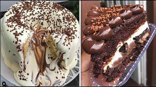 Extra-Chocolate Cake Decorating Tutorial | Easy And Delicious Chocolate Cake Decorating Ideas #1