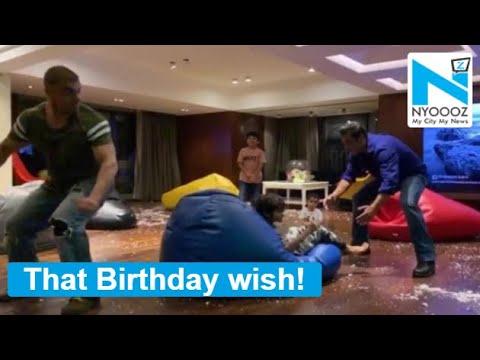 Salman Khan's birthday wish to nephew Yohan will blow your mind
