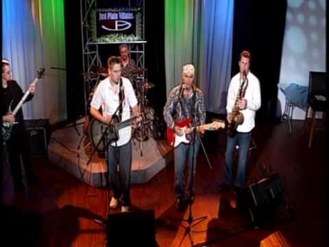 Just Plain Villains performing 'Take My Hand' On WFSB's Better Conneticut
