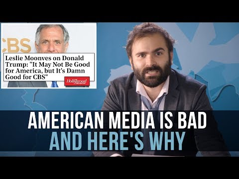 American Media is Bad and Here's Why - SOME MORE NEWS