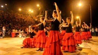 preview picture of video 'Puerto Iguazu, evento artístico en el anfiteatro Ramón Ayala'