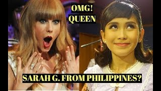 Why SARAH GERONIMO Is The BEST ASIAN PERFORMER
