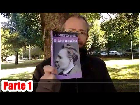 #curiosidadesliterarias ? O Anticristo ? Nietzsche (parte 1)