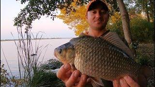 Рыбалка на карася осенью 2019