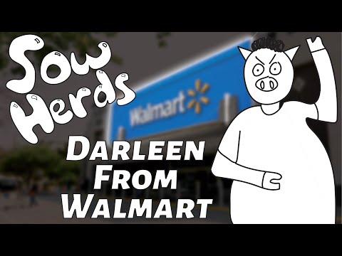 Animated Walmart Encounter