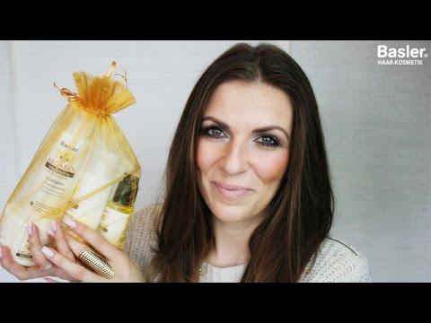 Geschenkideen zum Nikolaus / Hair & Beauty Inspirations von Romy für Basler Haar-Kosmetik