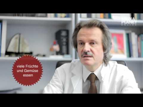 Bluthochdruck und Osteochondrose