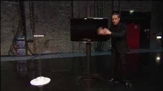 Derren Brown The Event - Lottery Prediction