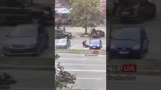 Перестрелка на Клочковской магазин «Восторг» Харьков 25 октября
