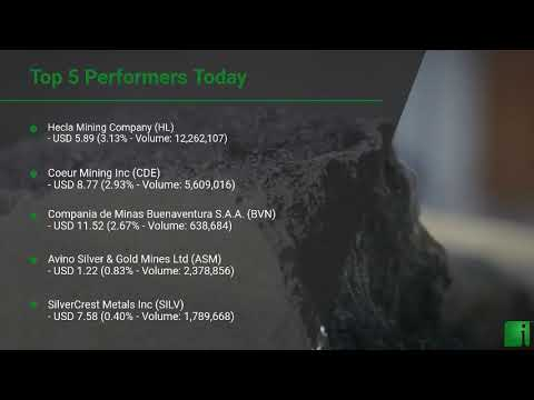 InvestorChannel's Silver Watchlist Update for Friday, Marc ... Thumbnail