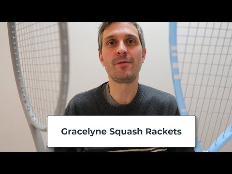 Gracelyne Squash Rackets Review