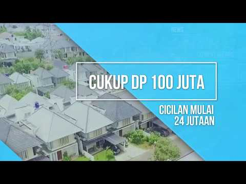 PERUMAHAN GREEN ANDARA DP 100 Juta ALL IN DI Jakarta Selatan