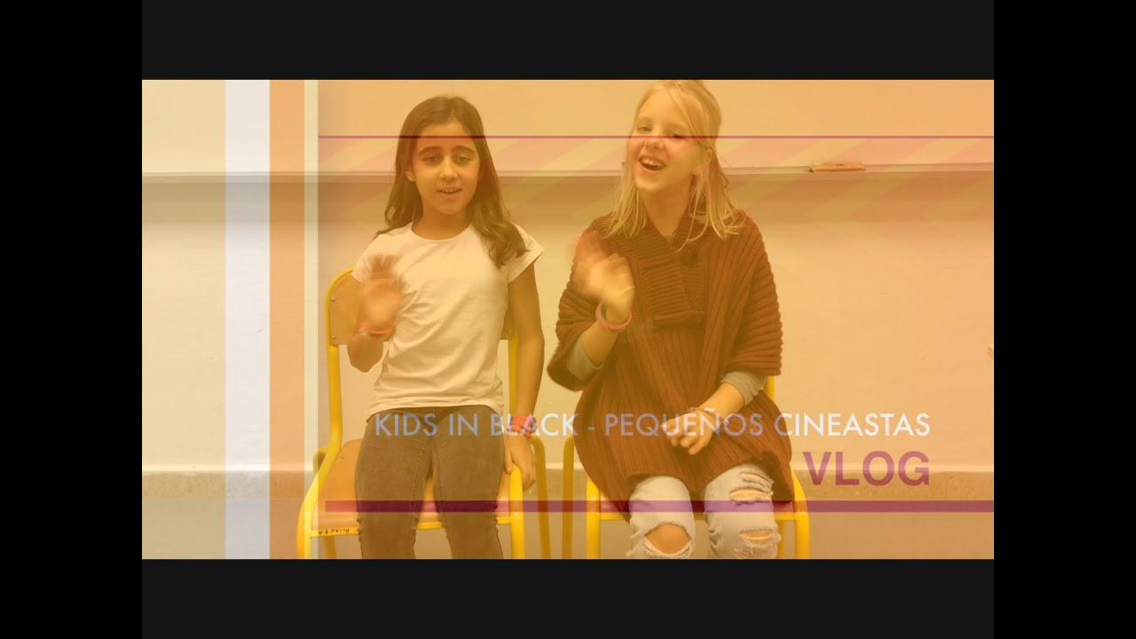 Teaser KIB VLOG - Malditos caramelos - Comentarios de los directores:Ada y Luna - Pequeños Cineastas