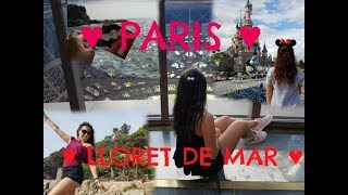 ♥ OBOZY MŁODZIEŻOWE - PARIS / LLORET DE MAR ♥