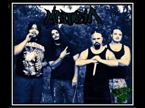 MAITREYA COVERED IN BLOOD VIDEO