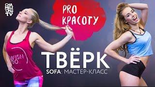 ProКрасоту - Как танцевать твёрк  | ChameleonTV