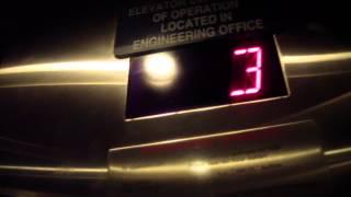Schindler 500A/MT Main Traction Elevators @ Lehigh Valley Hospital - Bethlehem, Pennsylvania