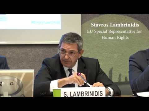 HRC 33 - Education: Reaching the Furthest Behind First