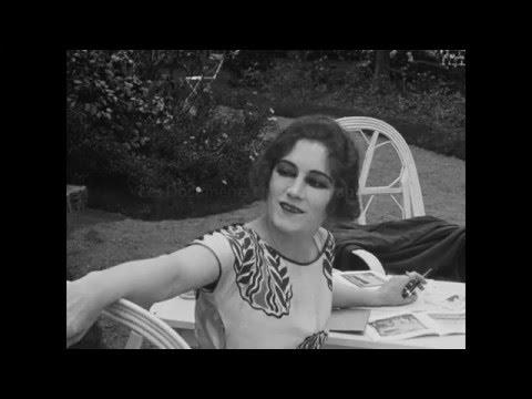 Le Chemin d'Ernoa (1921) - Louis Delluc [Extrait]