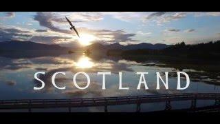 Scotland: A Bird's Eye View