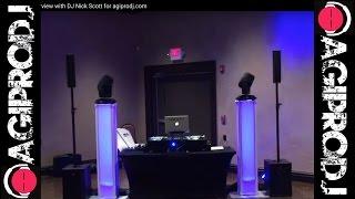 RCF EVOX 8 Overview with DJ Nick Scott for agiprodj.com