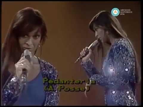 Manuela Bravo - Trampas  + Reportaje  + Pedantería  (Programa Festival de mi ciudad) Año 1984