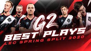 LEC : le best of des G2 Esports au Spring Split