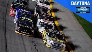 Full Race Replay: NextEra Energy 250   Truck Series from Daytona International Speedway