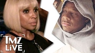 Mary J. Blige Files For Divorce | TMZ Live