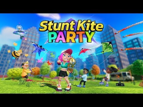 Stunt Kite Party // Official Nintendo Switch Gameplay Trailer thumbnail