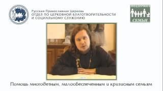 Проблемы современной православной семьи и биоэтика (прот. Михаил Зазвонов)