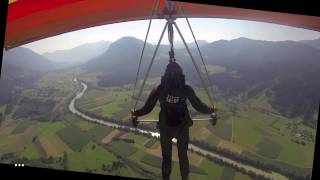 Hang Gliding: First Solo Flight