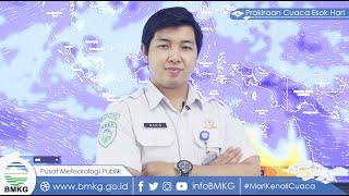 Prakiraan Cuaca BMKG Rabu 16 Juni 2021: DKI Jakarta Berpotensi Hujan Lebat yang Dapat Disertai Angin
