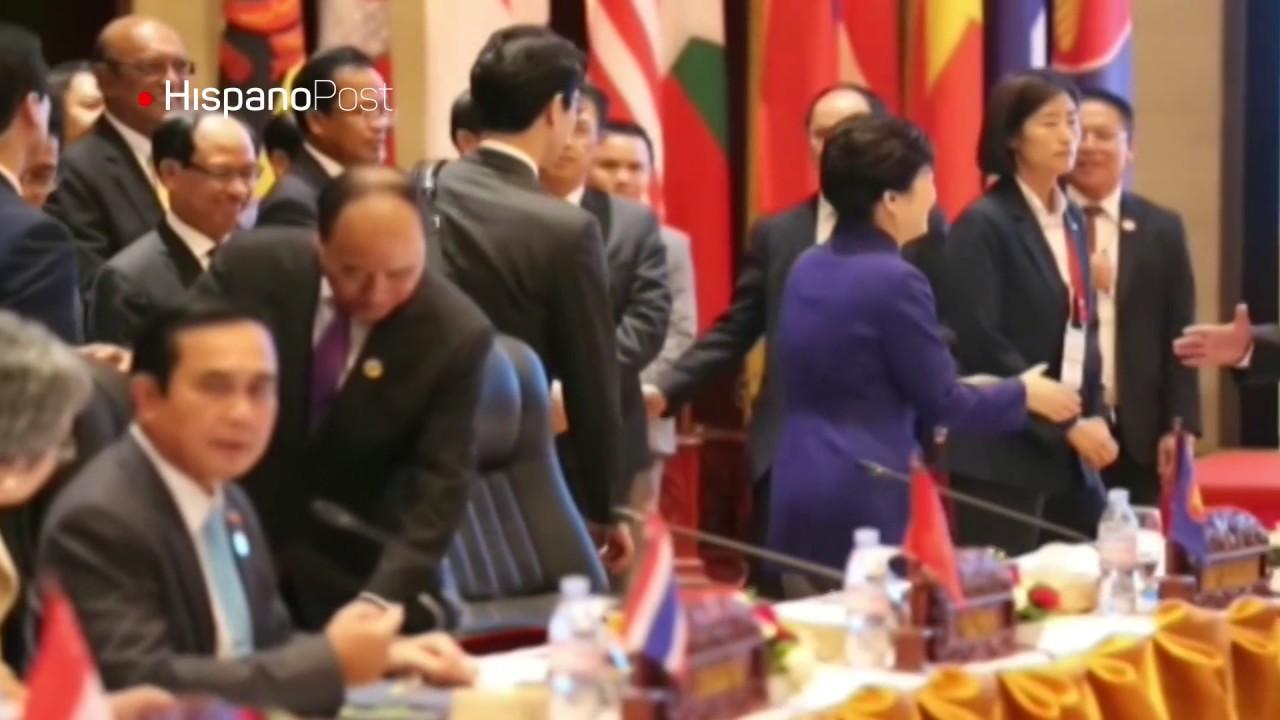 Fiscalía surocoreana determina responsabilidad de Vicepresidenta en sobornos