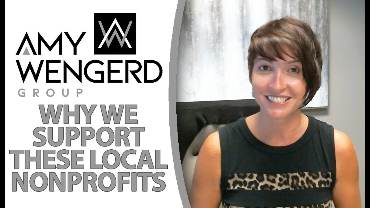 How The Amy Wengerd Group Is Giving Back in 2021