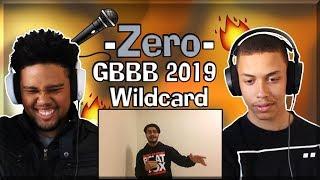 Zer0 | Grand Beatbox Battle 2019 WILDCARD || REACTION