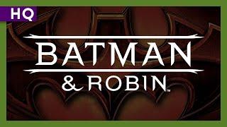 Trailer of Batman & Robin (1997)