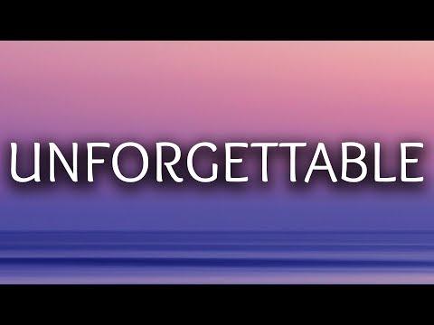 French Montana ‒ Unforgettable (Lyrics) 🎤 ft. Swae Lee