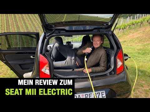 "2020 Seat Mii electric ""Plus"" (83 PS)🔋🔌 Fahrbericht 