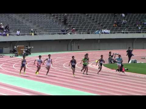 織田記念200m予選