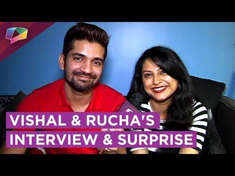 Rucha hasabnis and vishal singh dating after divorce