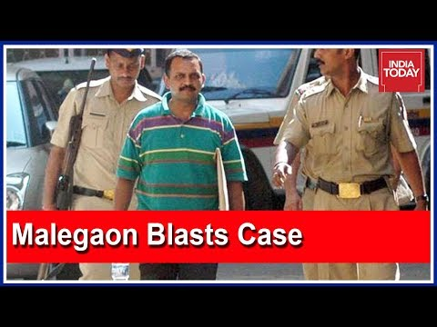No Relief For Lt Col Purohit In Malegaon Blasts Case