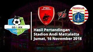 Persija Tahan Imbang PSM Makassar, Peluang Persib Bandung Kejar Pemuncak Klasemen Makin Dekat